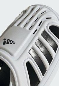 adidas Performance - Walking sandals - white - 6