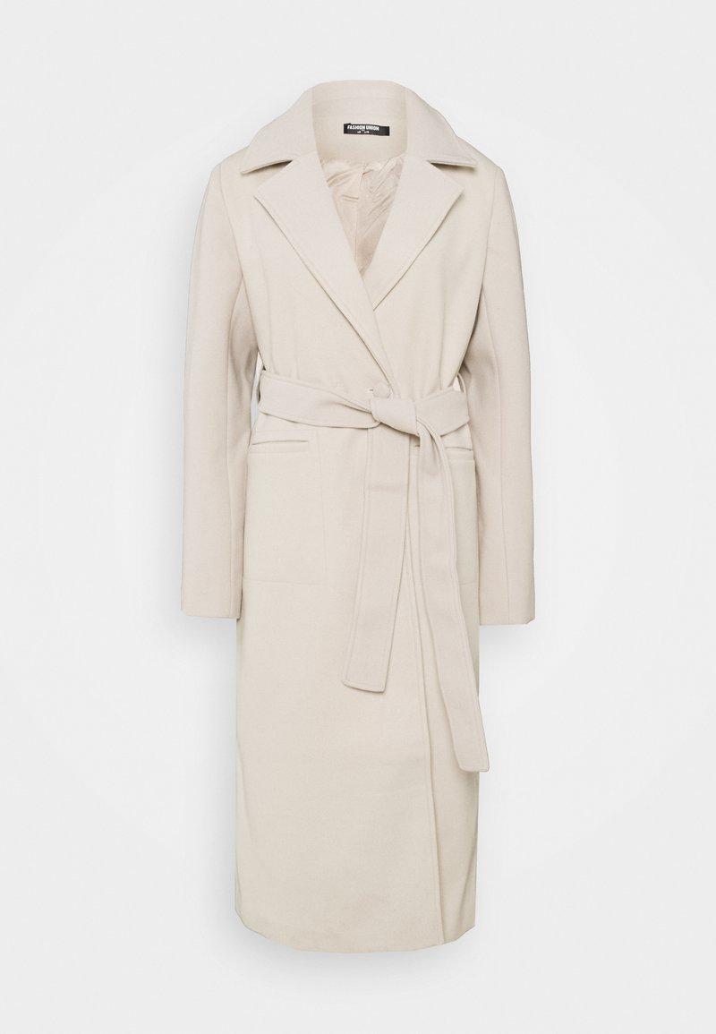 Fashion Union Tall - DELPHINE - Classic coat - cream
