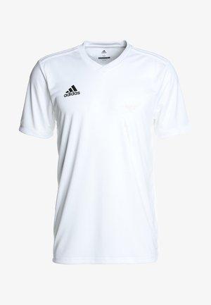TABELA 18 - T-shirt med print - white/white