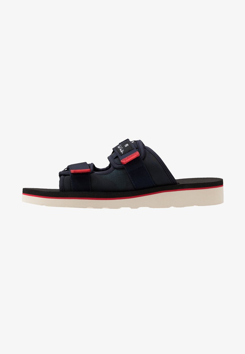PS Paul Smith - MICAH - Pantofle - dark navy