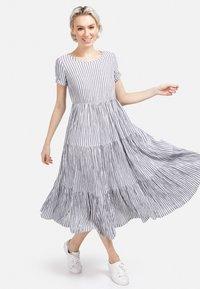 HELMIDGE - Day dress - hellgrau - 1