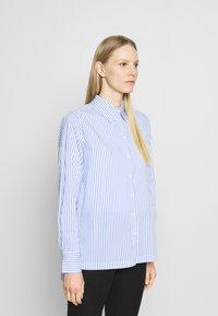 Opus - FEORGIA - Button-down blouse - blue mood - 0