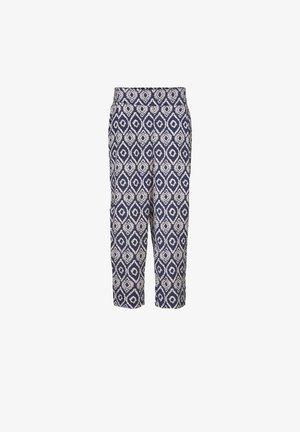 PETRINA - Trousers - medieval blue