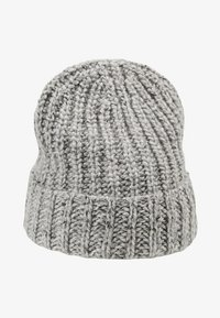 Johnstons of Elgin - DONEGAL CASHMERE BEANIE - Beanie - light grey mix - 4