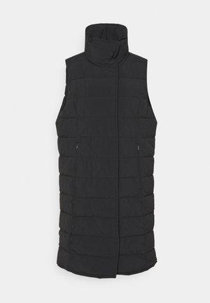 YRSA WOMENS VEST - Waistcoat - black