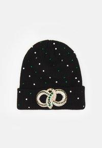 ALDO - QIAVIA - Lue - black/emerald green/gold-coloured combo - 0