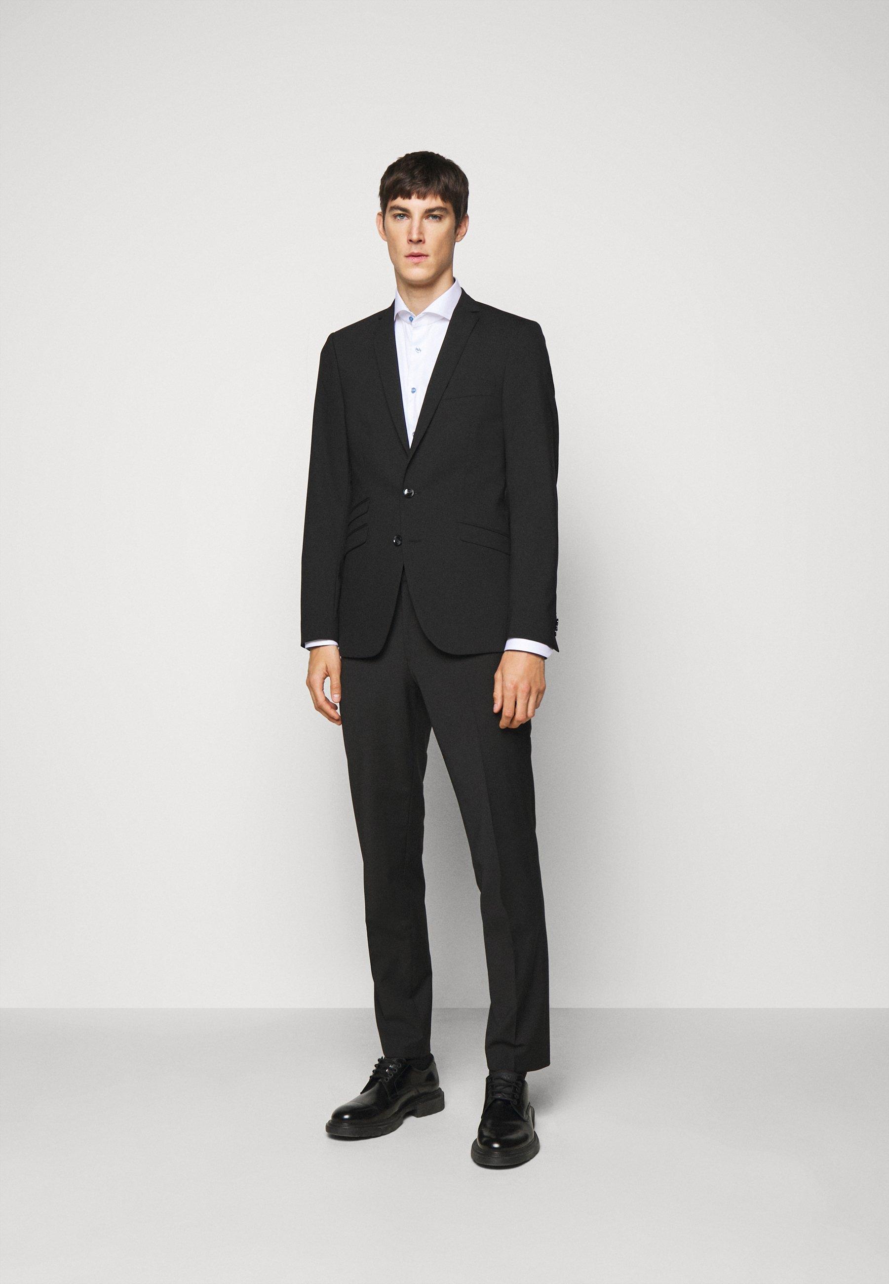 Eton SIGNATURE Skjorte black Zalando.no