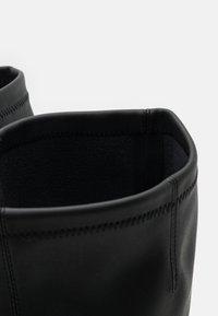 Bianco - BIAABBIE LONG BOOT - Vysoká obuv - black - 5