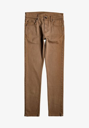 Slim fit jeans - caribou