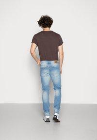 Denim Project - Jeans Slim Fit - light blue - 2