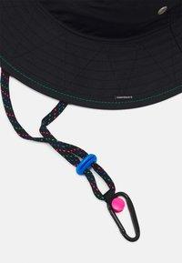 Converse - UTILITY BOONIE HAT UNISEX - Hat - black - 3