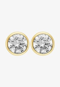 CHRIST - Earrings - gold-coloured - 1