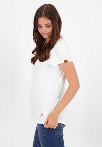 alife & kickin - Basic T-shirt - white - 3