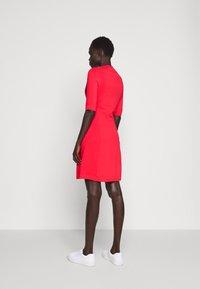 HUGO - SHATHA - Jumper dress - bright red - 2