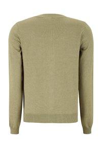 Soft Rebels - Long sleeved top - covert green - 1