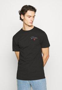 Primitive - PAIN TEE - T-shirts print - black - 2
