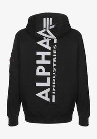 Alpha Industries - Hoodie - black - 1
