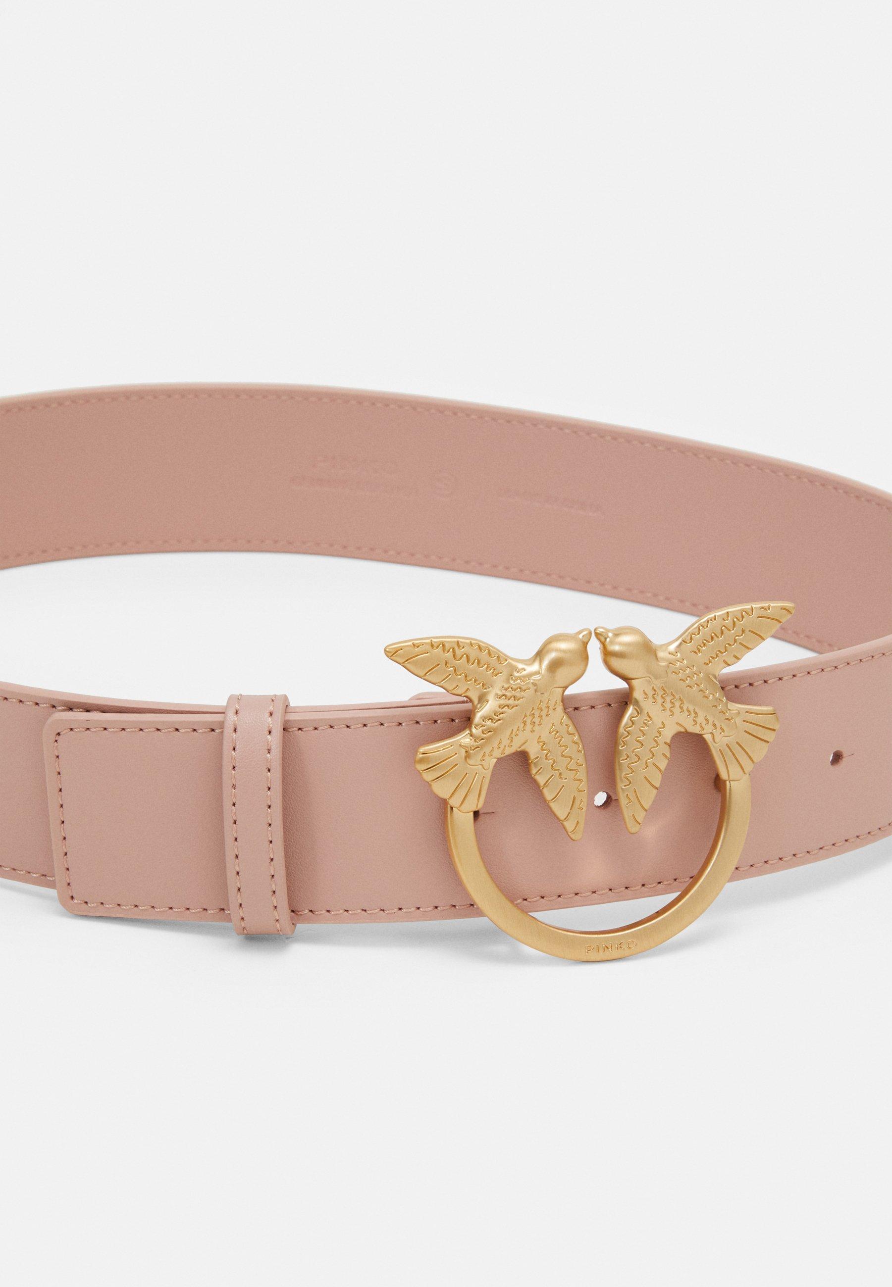 Pinko BERRY SIMPLY BELT - Belte - light pink/lyserosa 9D7t4haEr51XQsJ