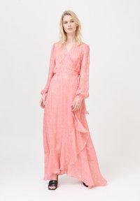 Dea Kudibal - VIVIAN NS - Maxi dress - fantasy rose - 0