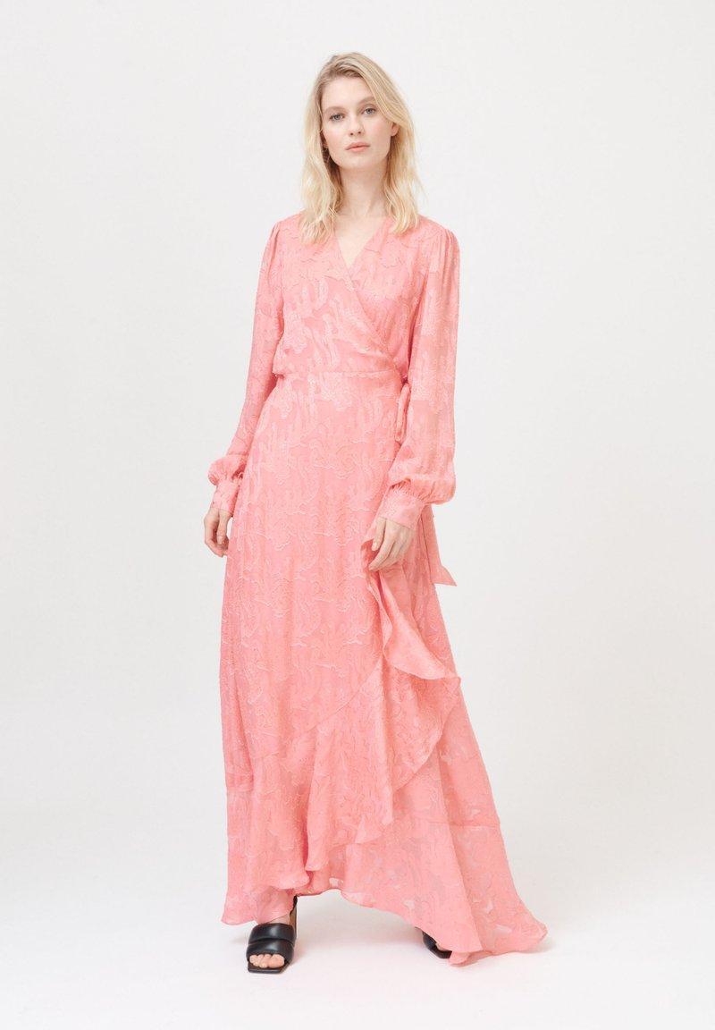Dea Kudibal - VIVIAN NS - Maxi dress - fantasy rose