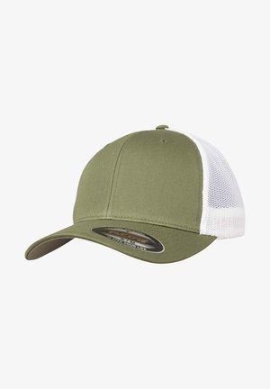 2-TONE - Cap - buck/white
