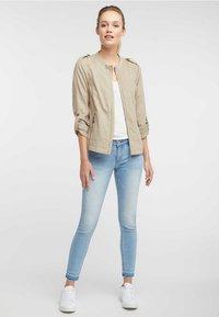 DreiMaster - Summer jacket - sand - 1