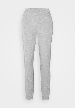 GLITTER - Tracksuit bottoms - grey