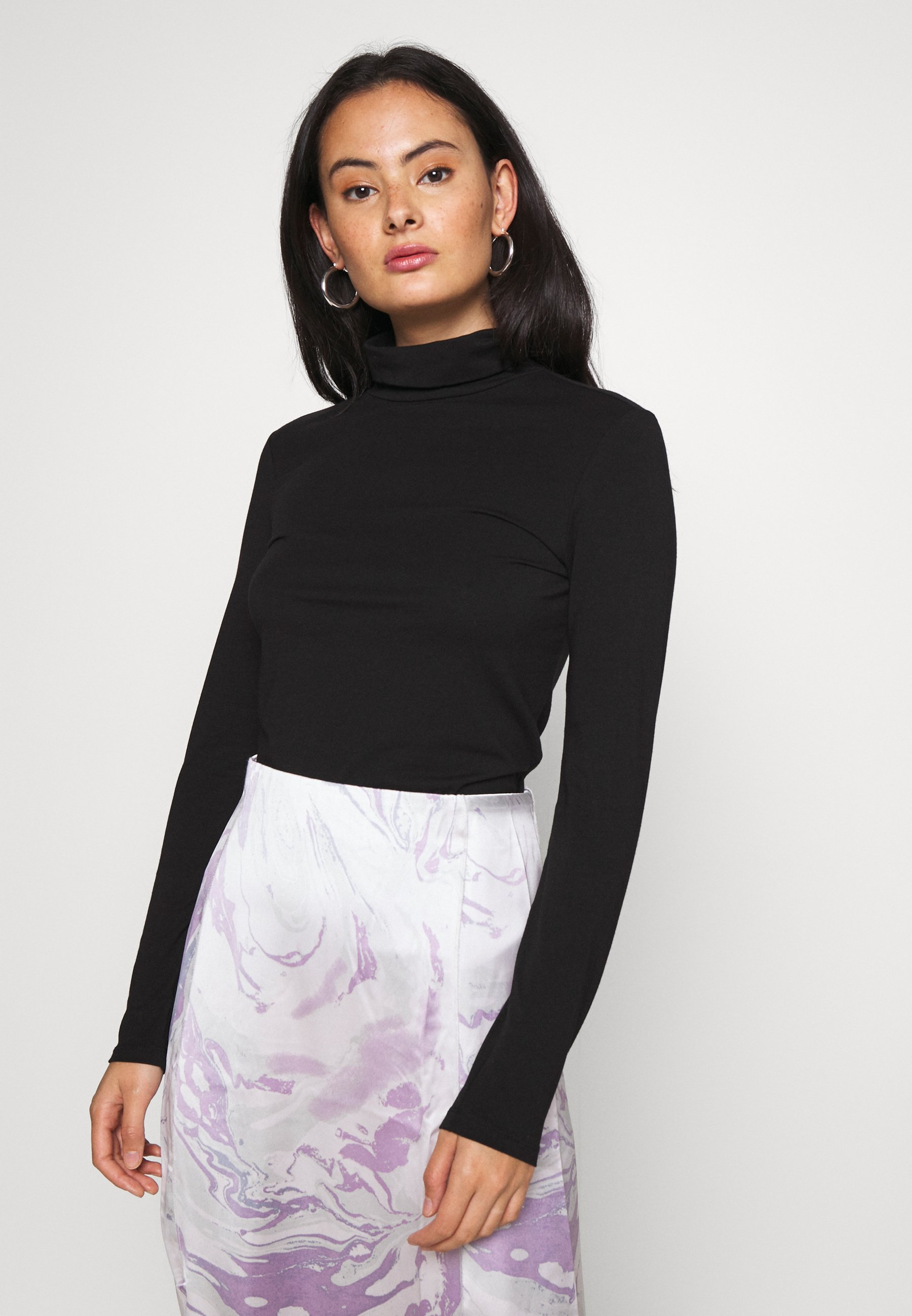 Women PCSIRENE ROLLNECK - Long sleeved top