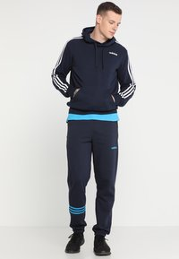 adidas Performance - Jersey con capucha - legend ink/white - 1