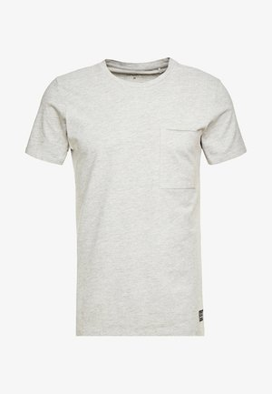 KURZARM - Basic T-shirt - grey
