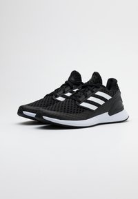 adidas Performance - RAPIDA ACTIVE CLOUDFOAM RUNNING SHOES - Neutral running shoes - core black/footwear white - 1
