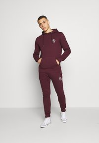 CLOSURE London - SIGNATURE TRACKSUIT  - Hoodie - port - 0