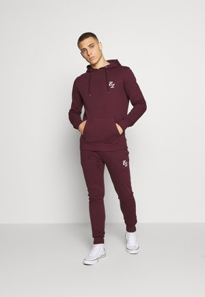 SIGNATURE TRACKSUIT  - Sweat à capuche - port