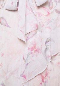 Forever New - STEPHANIE RUFFLE MIDI DRESS - Day dress - light pink - 2