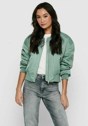 SPRING  - Bomber Jacket - chinois green