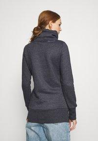 Ragwear - NESKA - Sweatshirts - navy - 2