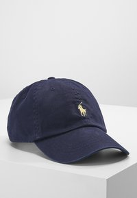 Polo Ralph Lauren - CLASSIC SPORT - Pet - relay blue/yellow - 0