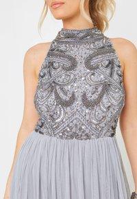 BEAUUT - Společenské šaty - light grey - 3