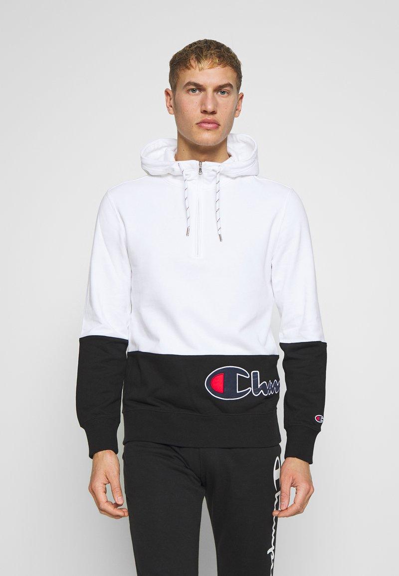 Champion - Bluza z kapturem - white
