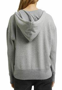 edc by Esprit - RELAXED - Hoodie - medium grey - 4