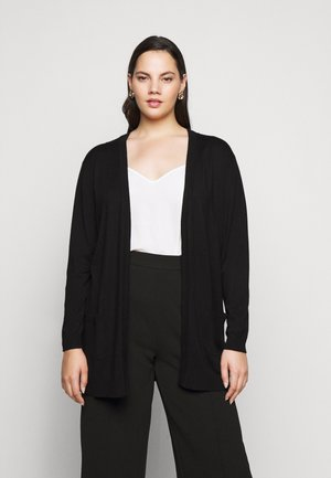CASTA - Cardigan - black deep