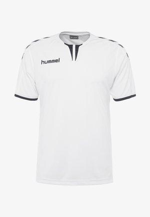 CORE - T-Shirt print - white