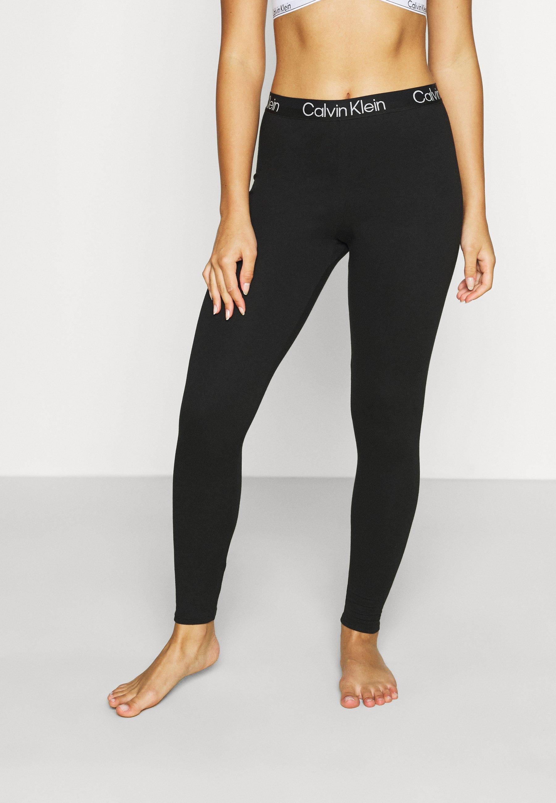 Donna MODERN STRUCTURE LEGGING - Pantaloni del pigiama