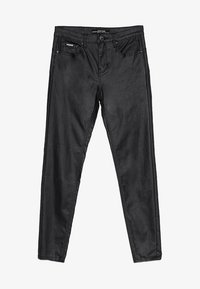 Stradivarius - Trousers - black - 4