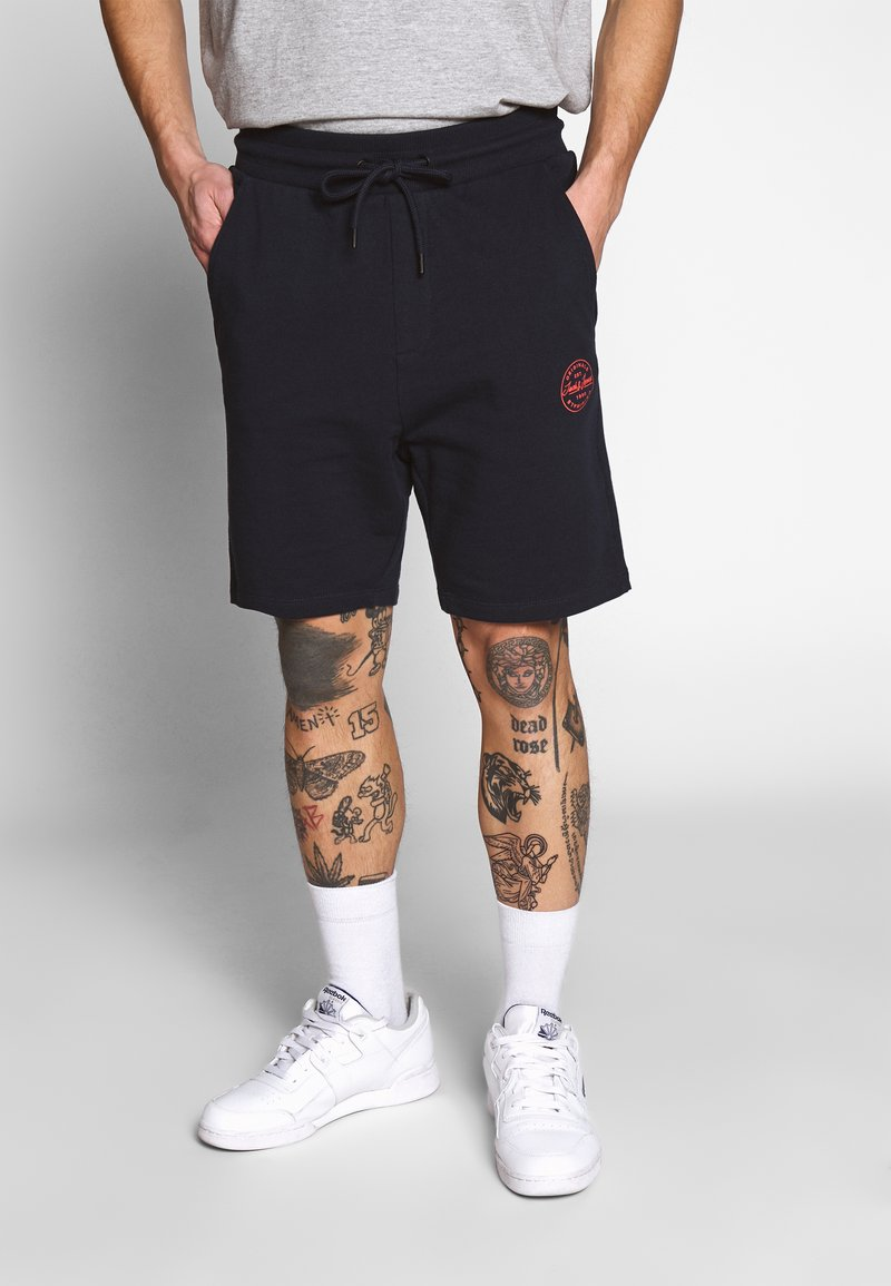 Jack & Jones - SHARK - Shorts - navy blazer