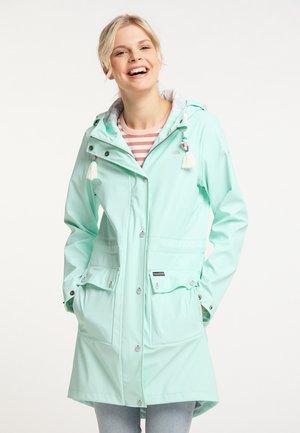 Waterproof jacket - pastellmint