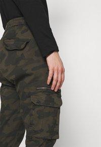 Brave Soul - ASKERN - Cargo trousers - khaki - 4