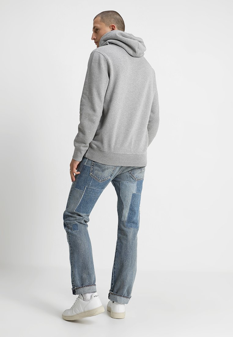 Levi's® Graphic Hoodie - Midtone Heather Grey/grå