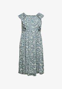 ONLY Carmakoma - Day dress - blue mirage - 0