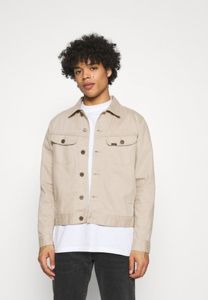 SERVICE RIDER  - Denim jacket - sand